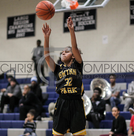 January 30, 2019: PG 3A/2A/1A matchup between Gwynn Park HS and Largo HS in Largo. Photo by: Chris Thompkins/PGsportsfan