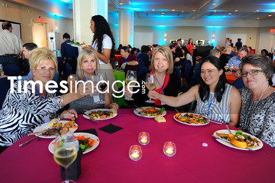 P&G Beauty National Sales Dinner At Intercontinental Hotel Miami