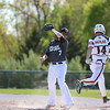 Edsel Ford scored five fourth-inning runs at rival Dearborn High on Thursday and ultimately capitalized on six Pioneer errors en route to a 7-2 road victory. (MIPrepZone Photo Gallery by Jack VanAssche)