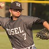 Trevor Blatterline was solid on the hill for visiting Edsel Ford in its 9-2 win over host Annapolis on Monday. (MiPrepZone photo gallery by Terry Jacoby)