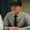 Evan Sivec of Dakota will play football at Michigan Tech.