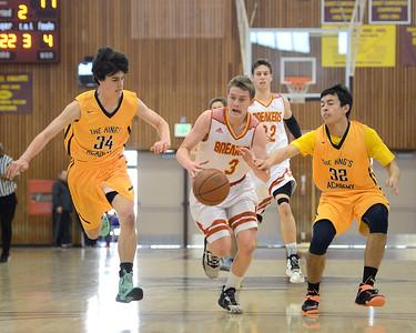 PG vs Kings Academy Basketball