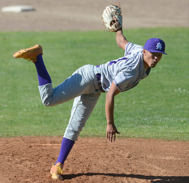PG baseball vs.Soledad