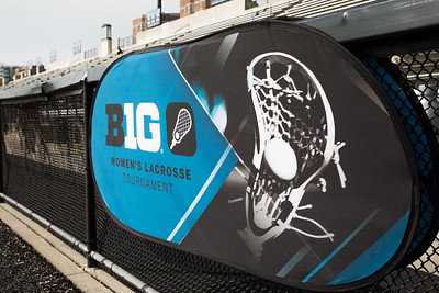 Johns Hopkins hosted the 2019 Big10 Women's Lacrosse Tournament, which was won by the second-seeded Northwestern Wildcats. PHOTO BY MIKE CLARK