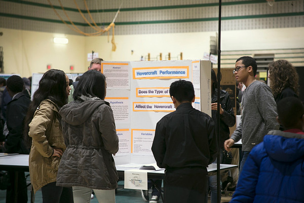 68th Annual Prince George's Area Science Fair