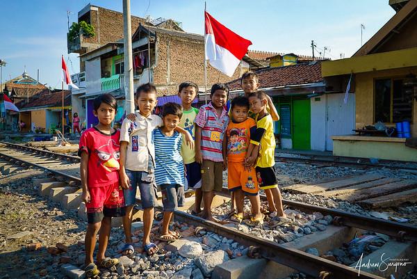 Railroad Friendship