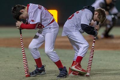 Bowie Baysox Baseball: Harrisburg Senators vs Bowie Baysox