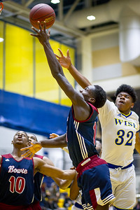 HS Boys Basketball 2019: Bowie vs. Wise