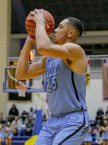 The Prince George County Boy's  Basketball Championship: Douglass vs Roosevelt