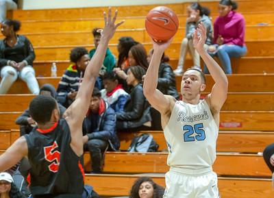 Prince George's County 4A Boy's Basketball: Eleanor Roosevelt vs DuVal