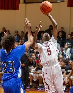 MPSSAA Boy's 1A Regional Final: Lackey vs Frederick Douglass