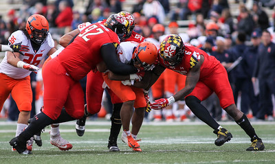 Illinois vs Maryland