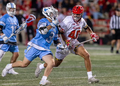 The Rivalry: Johns Hopkins vs Maryland