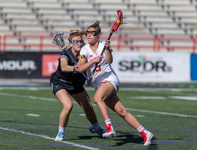 B1G Women's Lacrosse: Maryland vs Johns Hopkins