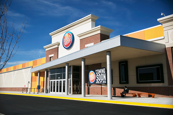 Dave and Busters Grand Opening