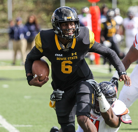 Football: Bowie State vs. Virginia State