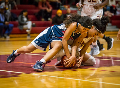 HS Girls Basketball 2018: Bowie vs. Bladensburg