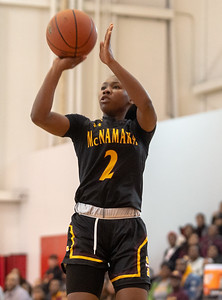 WCAC Girl's Basketball: Elizabeth Seton vs Bishop McNamara