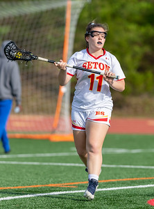 Girl's Lacrosse: Connelly School of the Holy Child vs Elizabeth Seton