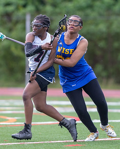 MPSSAA State Girl's Lacrosse Sectional Semifinal: Wise vs Bowie