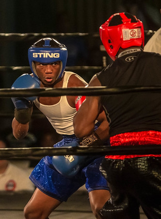 Governor's Cup Amateur Boxing Showcase