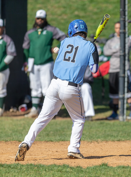 Prince George's County Baseball: C.H. Flowers vs Eleanor Roosevelt