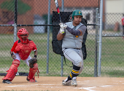 2019 Prince George's County 4A Baseball: Parkdale vs Suitland