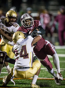 HS Football 2018: Douglass vs Fairmont Heights Nov 16