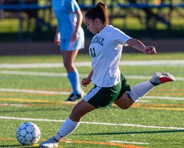 PC County Girl's Soccer: Parkdale vs Eleanor Roosevelt