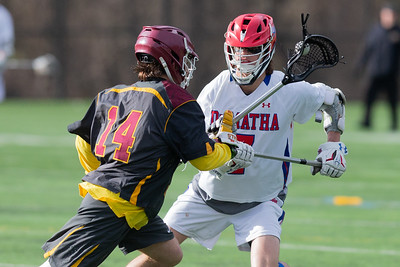 WCAC Boy's Lacrosse: Bishop Ireton vs DeMatha