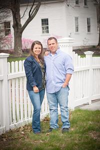 Hollis NH Engagement Photos