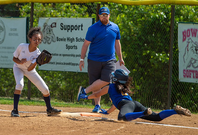 MPSSAA Softball Playoffs: High Point vs Bowie