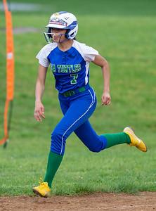 MPSSAA Softball Playoffs: McDonough vs International High School at Largo
