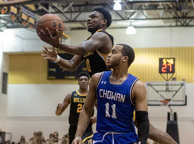 CIAA Basketball: Chowan University vs Bowie State