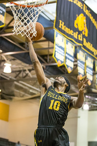 NCAA Men's Basketball 2019: Johnson C. Smith vs. Bowie State
