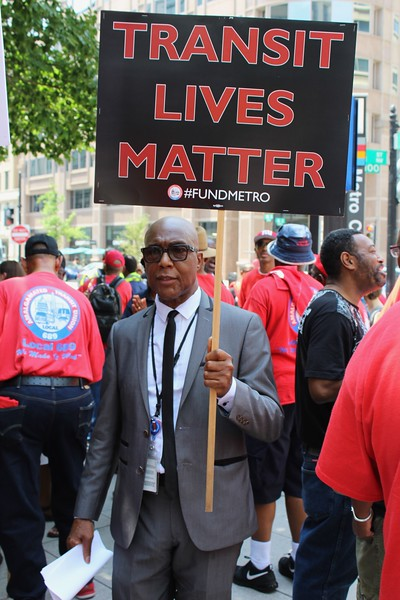 Metro Workers Union demand for General Manager to Resign