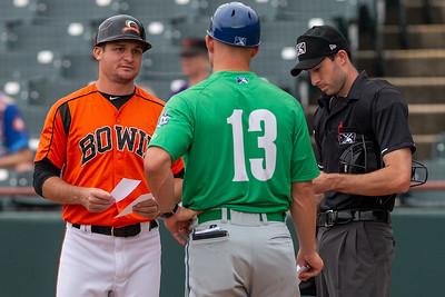 Eastern League Baseball: Hartford Yard Goats vs Bowie Baysox