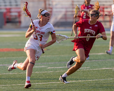 NCAA Women's Lacrosse Quarterfinals: Maryland vs Denver