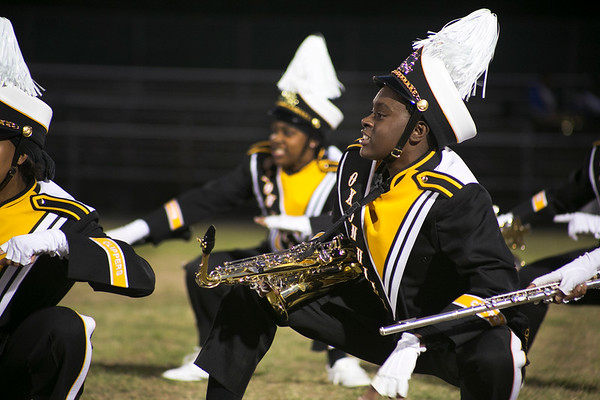 PGCPS Marching Band Showcase