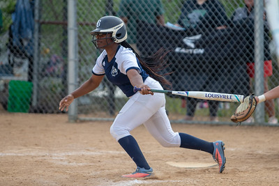 2019 Prince George's County Softball: Bowie vs Flowers