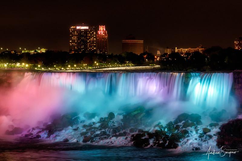 Night at Niagara