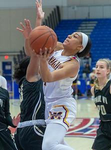 WCAC Girl's Semi-FInal Basketball: Paul VI vs Bishop McNamara