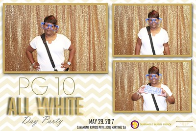 2017.05.29  PG10 All White Day Party