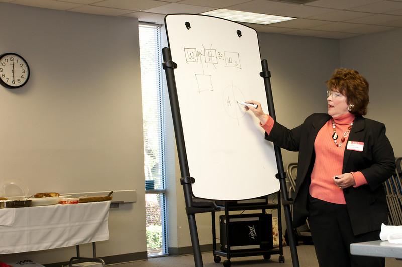 Guest Speaker Susan Bulgawicz Explains Elder Law