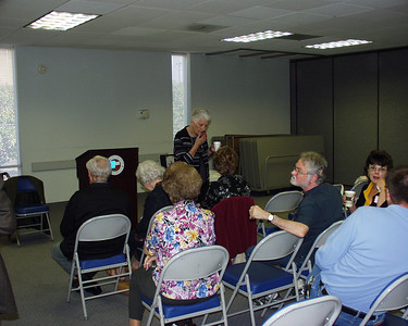PGST February 2009 Meeting