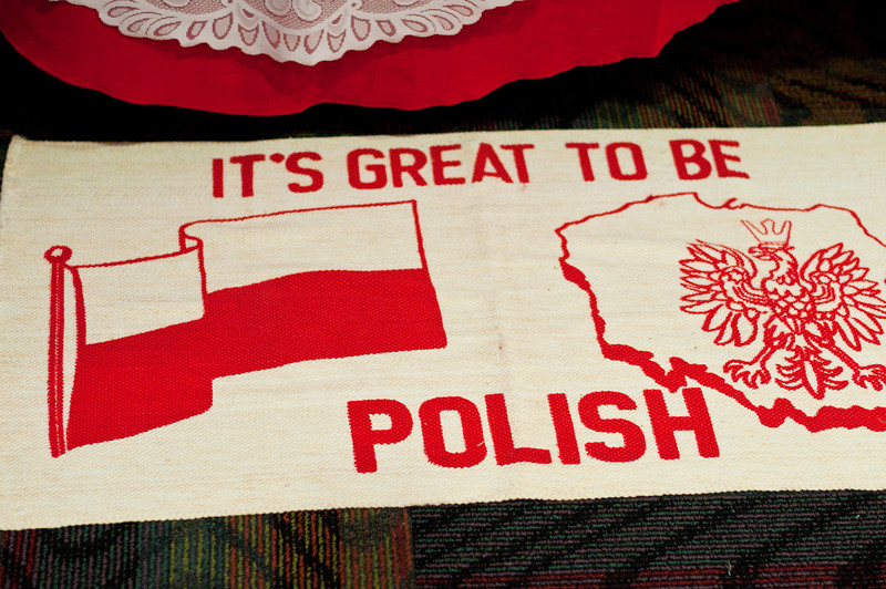 Polish Genealogical Society of Texas Exibit At Tomball College International Festival