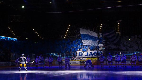 National League Playoffs - Viertelfinal - Spiel 1: EV Zug - ZSC Lions - 4:1