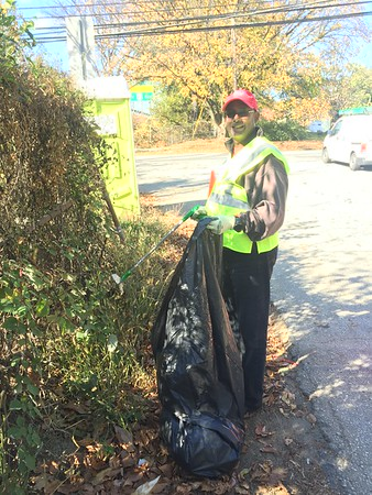11.4.2016 Watershed Cleanup with State Highway Administration