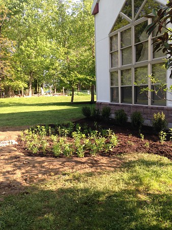 5.16.16 Rain Garden Demonstration Site at Benjamin Banneker Historical Park & Museum