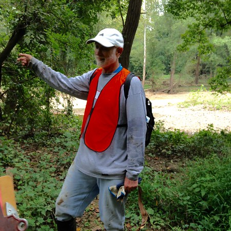 9.24.2016 Watershed Cleanup with REI Employees at Avalon